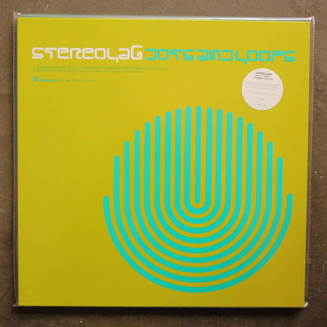 Stereolab ‎– Dots And Loops