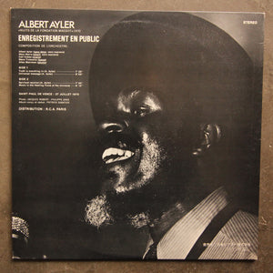 Albert Ayler ‎– Nuits De La Fondation Maeght Volume 2
