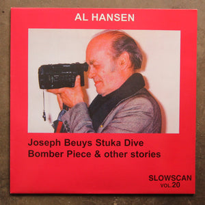 Al Hansen ‎– Joseph Beuys Stuka Dive Bomber Piece & Other Stories