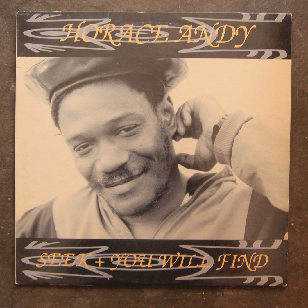 Horace Andy ‎– Seek & You Will Find