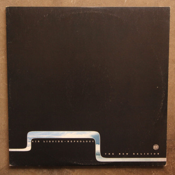 Air Liquide ‎– Nephology - The New Religion (2LP)