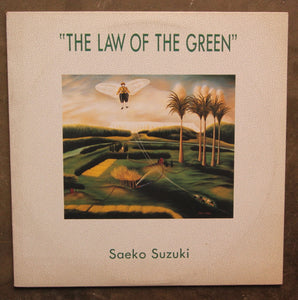 Saeko Suzuki ‎– The Law Of The Green