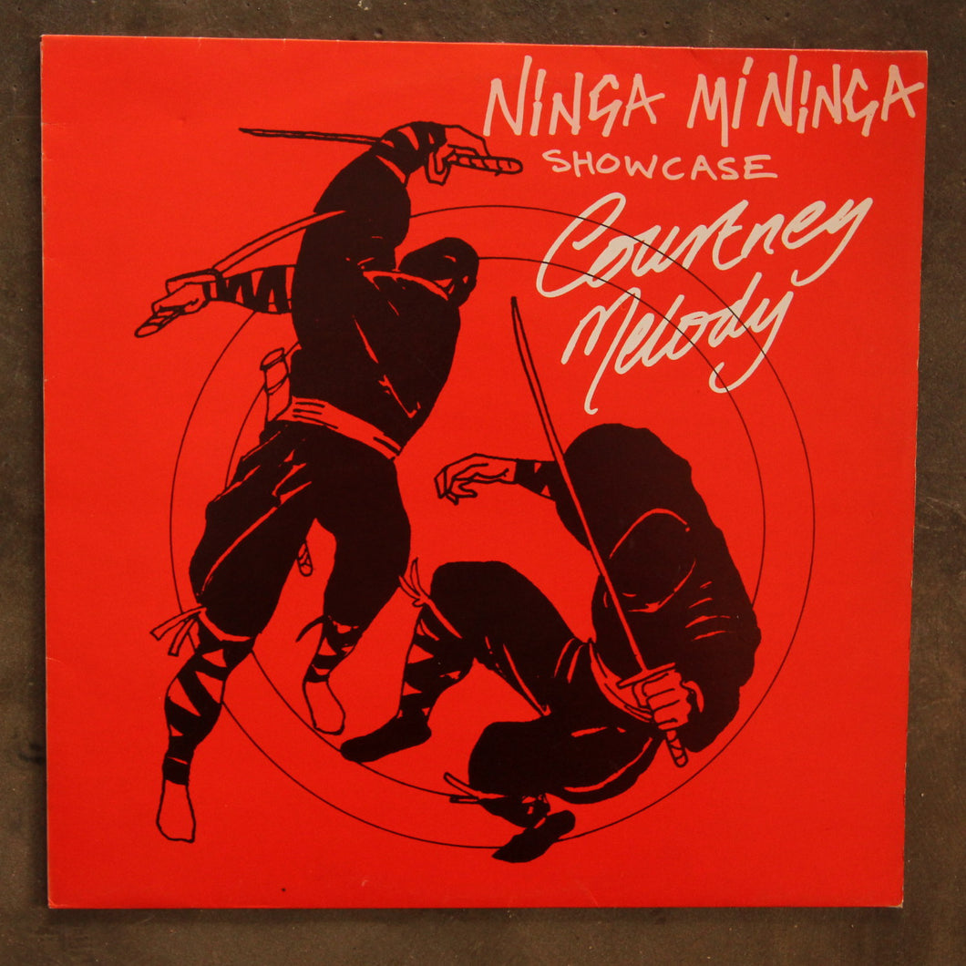 Courtney Melody ‎– Ninga Mi Ninga Showcase