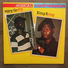 Nitty Gritty & King Kong ‎– Musical Confrontation