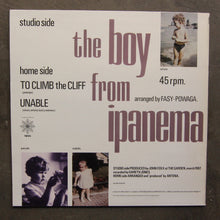 Antena ‎– The Boy From Ipanema