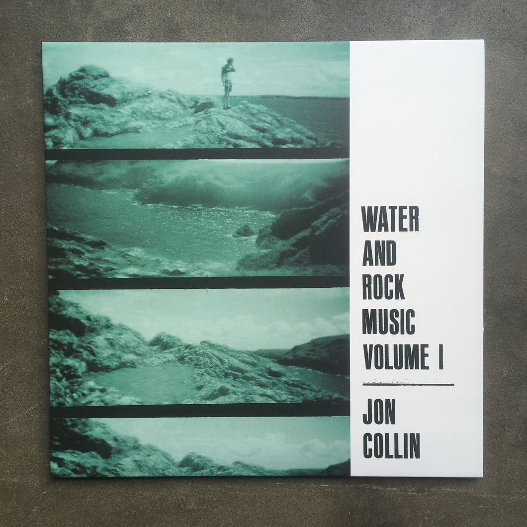 Jon Collin ‎– Water And Rock Music Volume I