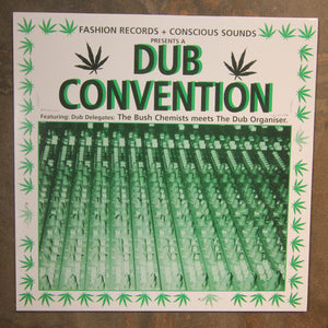The Bush Chemists meets The Dub Organiser ‎– Dub Convention