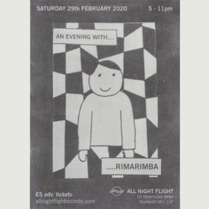 An Evening With... Rimarimba (Live @ All Night Flight Records).