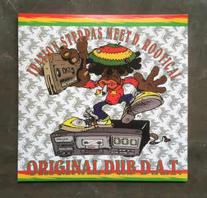 Iration Steppas Meet D. Rootical ‎– Original Dub D.A.T.