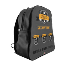 Load image into Gallery viewer, Success - School Backpack (Gray front)