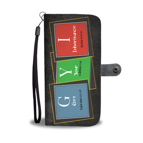 Get Your Inheritance - Phone Wallet Case