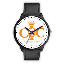 Load image into Gallery viewer, Confident In Christ - Black Watch (10 band options)