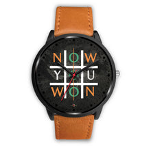 Load image into Gallery viewer, Now You Won - Black Watch (10 band options)