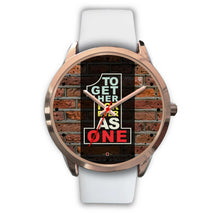 Load image into Gallery viewer, Together Forever As One - Black Watch (9 band options)