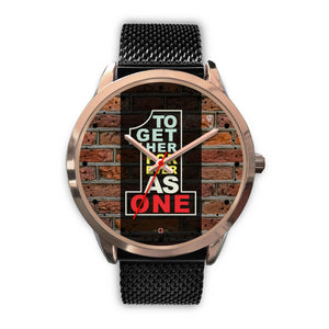 Together Forever As One - Black Watch (9 band options)