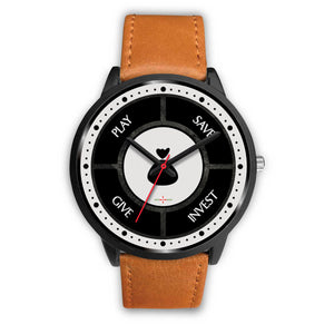 Save-Invest-Give-Play - Black Watch (10 band options)