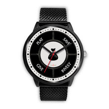 Load image into Gallery viewer, Save-Invest-Give-Play - Black Watch (10 band options)