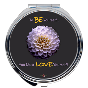 Love Yourself - Compact Mirrors