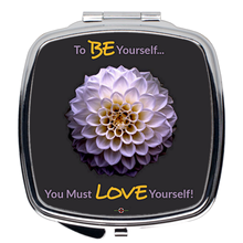 Load image into Gallery viewer, Love Yourself - Compact Mirrors