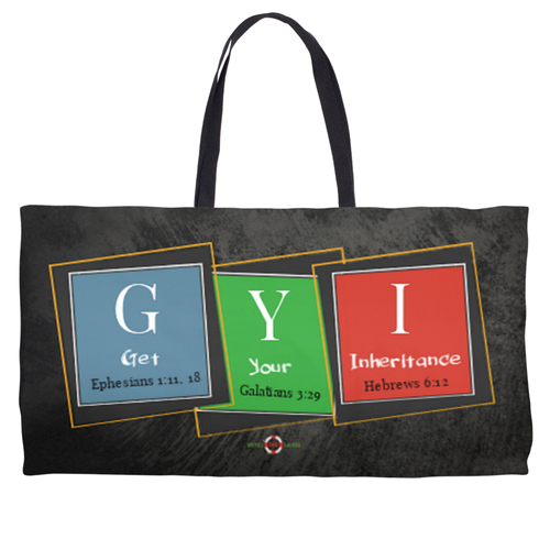 Get Your Inheritance - Weekender Tote Bag
