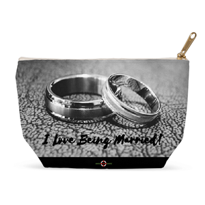 I Love Being Married - Accessory Pouches