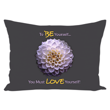 Load image into Gallery viewer, Love Yourself - Throw Pillows