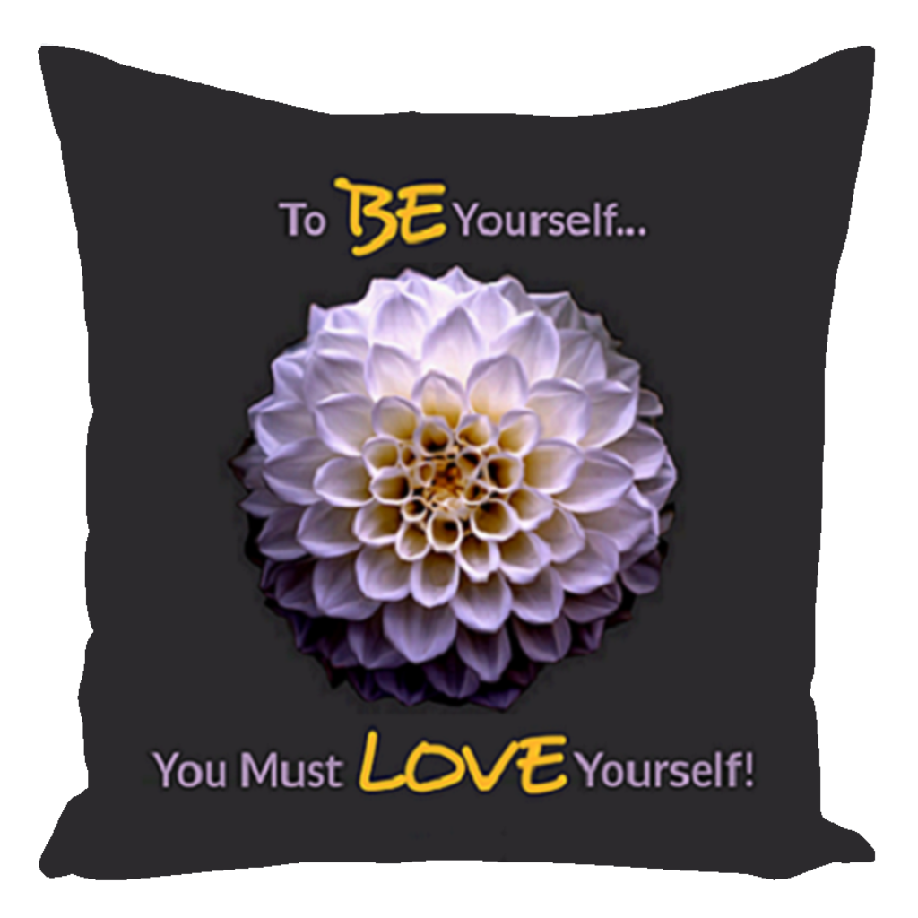 Love Yourself - Throw Pillows