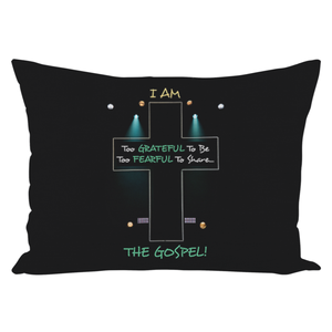 Too Grateful - Throw Pillows