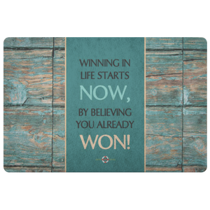 Now You Won - Doormat