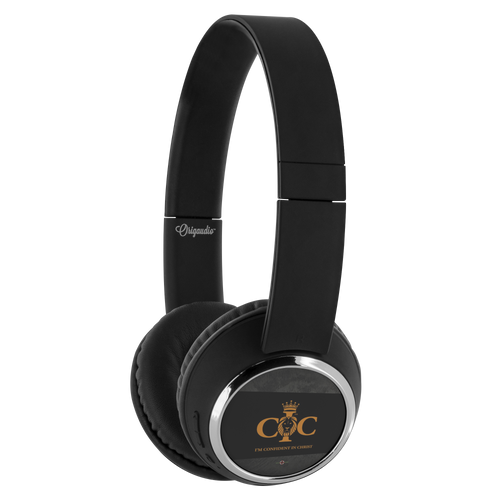 Confident in Christ - Beebop Bluetooth Headphones