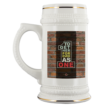 Load image into Gallery viewer, Together Forever As One - Beverage Stein