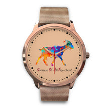 Load image into Gallery viewer, GOAT Client - Rose Gold Watch (10 Band Options)-