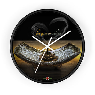 It's Time to Forgive - Wall clock
