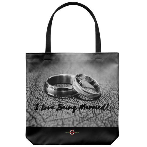 I Love Being Married - Tote Bag