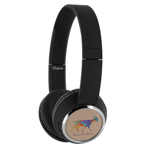 Being StubBORN to be G.O.A.T. - Beebop Bluetooth Headphones
