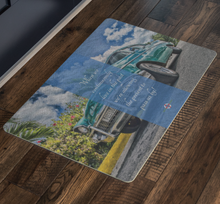 Load image into Gallery viewer, Live in the Present - Doormat
