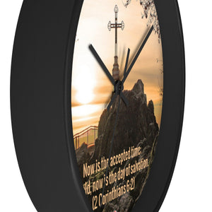 Now is the Accepted time - Wall clock