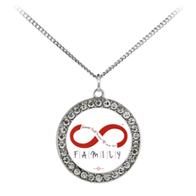 Load image into Gallery viewer, FAMILY - Necklace (Stone Coin)