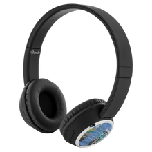 Load image into Gallery viewer, Live in the Present - Beebop Bluetooth Headphones