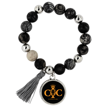 Load image into Gallery viewer, Confident in Christ - Lyric Bracelet