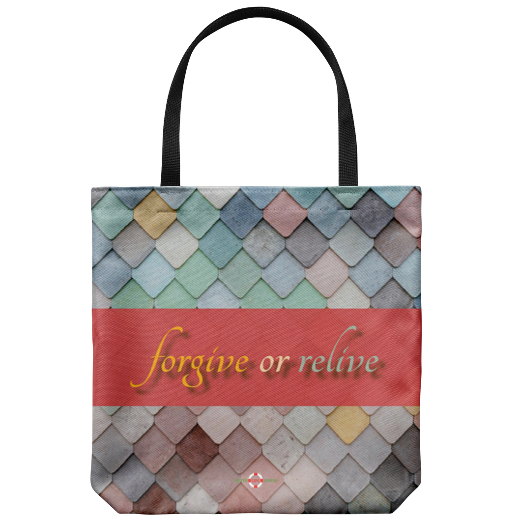 Forgive or Relive - Tote Bag