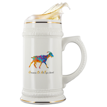 Load image into Gallery viewer, GOAT Tip - Beverage Stein