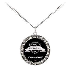 My Success is Guaranteed - Necklace (Stone Coin)