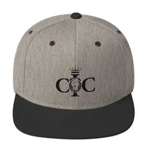 Confident in Christ - Snapback Hat (4 Styles)