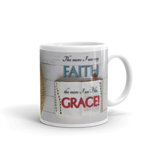 Load image into Gallery viewer, Use Your Faith to See His Grace - Mug
