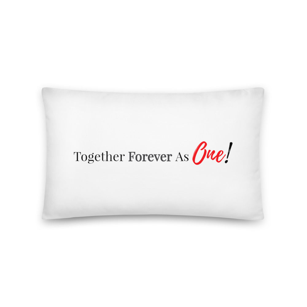 Together Forever - Throw Pillow