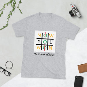 Power of Now - Short-Sleeve Unisex T-Shirt