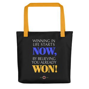 Now You Won - Tote bag