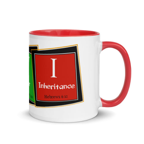 Get Your Inheritance - Mug