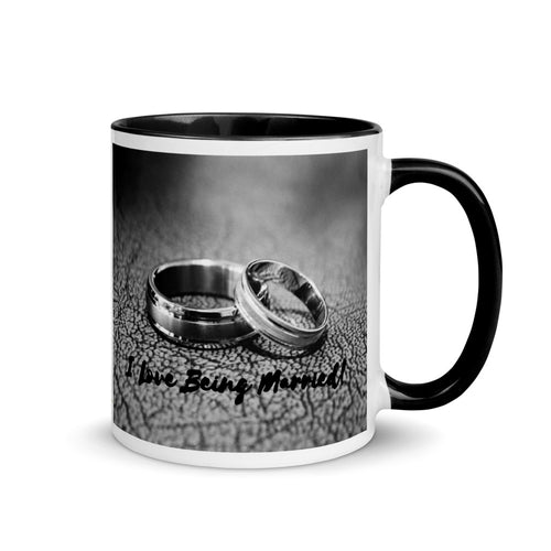 I Love Being Married - Mug